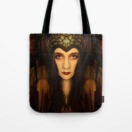 Tamed and torn Tote Bag