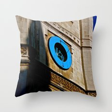Shadow of a Doubt Throw Pillow