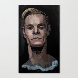 David8 Canvas Print