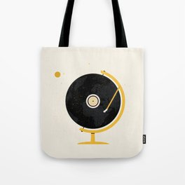 A New World Record Tote Bag