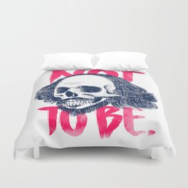 There's no more question. Duvet Cover