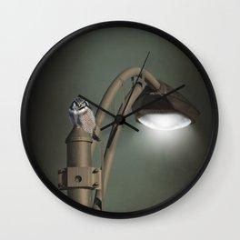 I bring the light Wall Clock