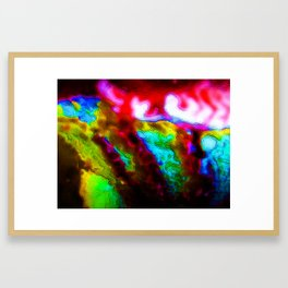 Divine Creation Framed Art Print