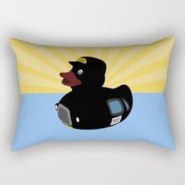 Quack Cabs Rectangular Pillow