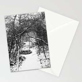 Trees #3 Stationery Cards