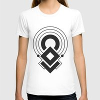 sacred geometry T-shirts featuring Sacred Geometry I by melonweed