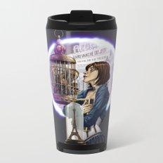 Bioshock Infinite: Freedom  Metal Travel Mug