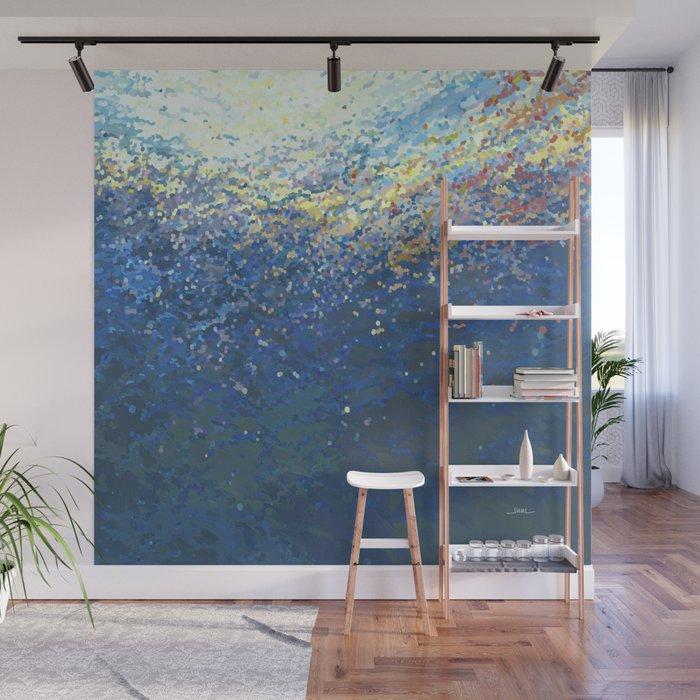 Beneath A Sunset Juul Art Mural Furniture Wall Mural
