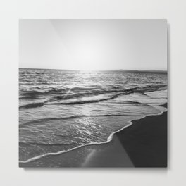 BEACH DAYS XIV Metal Print