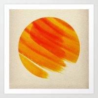 venus Art Prints featuring Venus by sustici