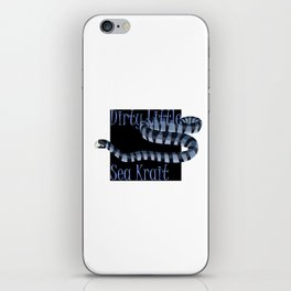 Dirty Little Sea Krait iPhone Skin