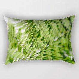 Muir Woods Fern Rectangular Pillow