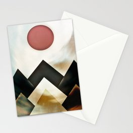 mountain 114 Stationery Cards