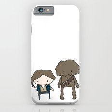 Han Solo & Chewie Slim Case iPhone 6