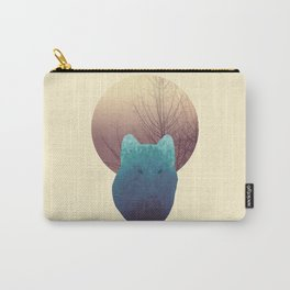Polygon Wolf Carry-All Pouch