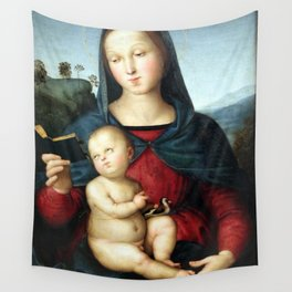 Raphael - Solly Madonna Wall Tapestry