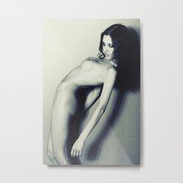 Nude 346 Metal Print