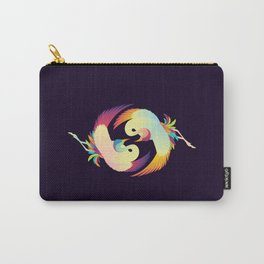 Cranes - The Lovers Carry-All Pouch