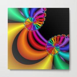 life is colorful -5- Metal Print