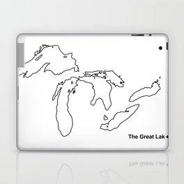 Great Lakes Laptop & iPad Skin