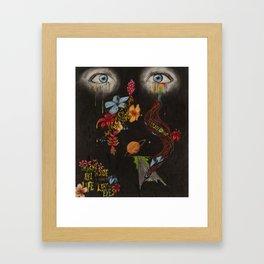 Yesterdays Framed Art Print