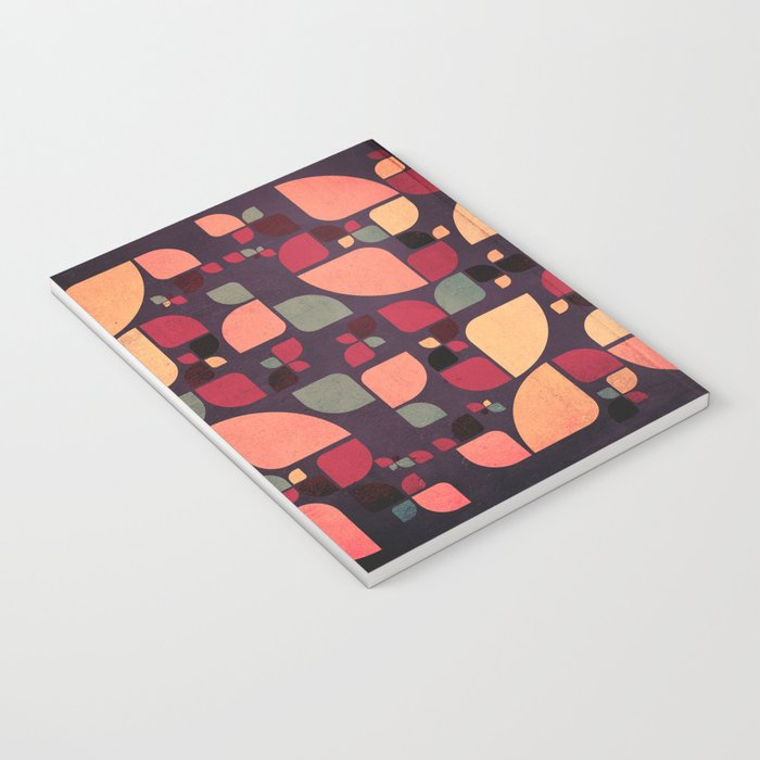 Vintage Butterflies Pattern Notebook