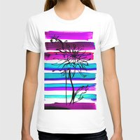 dahlia T-shirts featuring DAHLIA by Emine Ortega