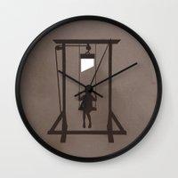Swing Blade Wall Clock