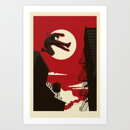 Hell's Kitchen Art Print