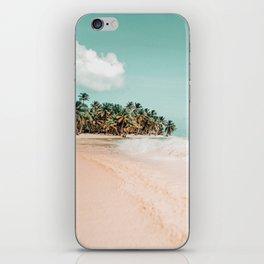 Palm Island #photography #nature iPhone Skin