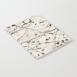 boughs pale Notebook
