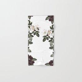 Blackberry Spring Garden - Birds and Bees Floral IV Hand & Bath Towel