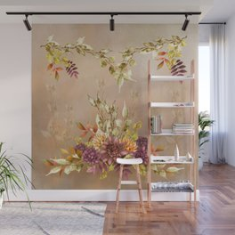 Autumn Color Collections Wall Mural