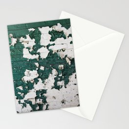 In Green Stationery Cards