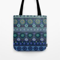 africa Tote Bags featuring africa by annemiek groenhout