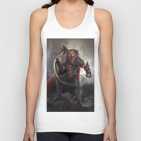 the lion king Tank Tops featuring Lion King by Alexandrescu Paul