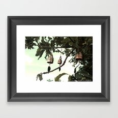 DON'T LET YOUR DREAMS BE DREAMS... Framed Art Print