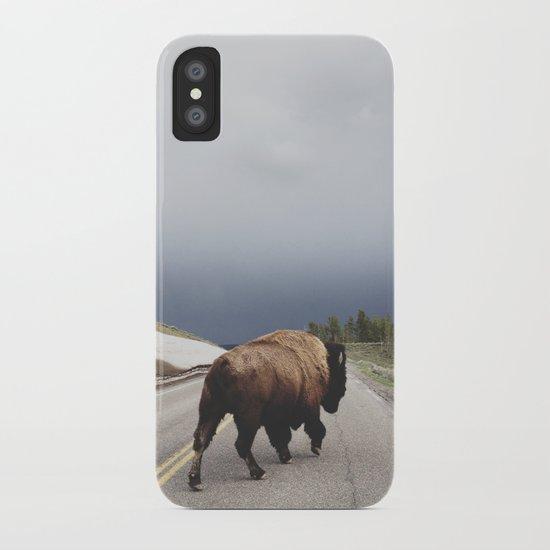 Street Walker iPhone Case