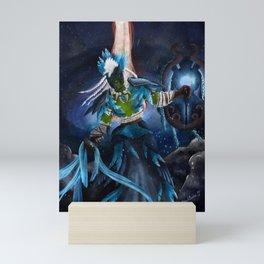 Shaman Mini Art Print
