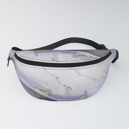 Marbled Gold Veins Fanny Pack