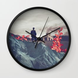 Everything Led me Here Wall Clock
