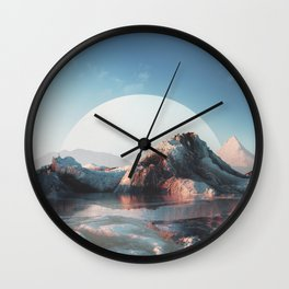A New Day Wall Clock