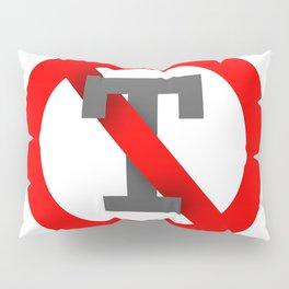 No T Pillow Sham