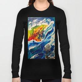 Deep Sea Rainbow Long Sleeve T-shirt