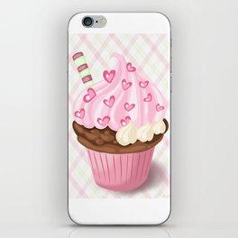 Pretty Cupcake Parade iPhone Skin