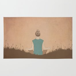 Meditate Rug