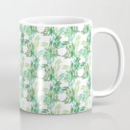 Abstract Vivillon Garden Butterfly Coffee Mug