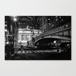 Grand Central Station NY Canvas Print
