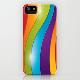 Colors iPhone Case