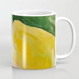 Yellow Landscape Coffee Mug